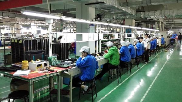 DIP插件生產線
